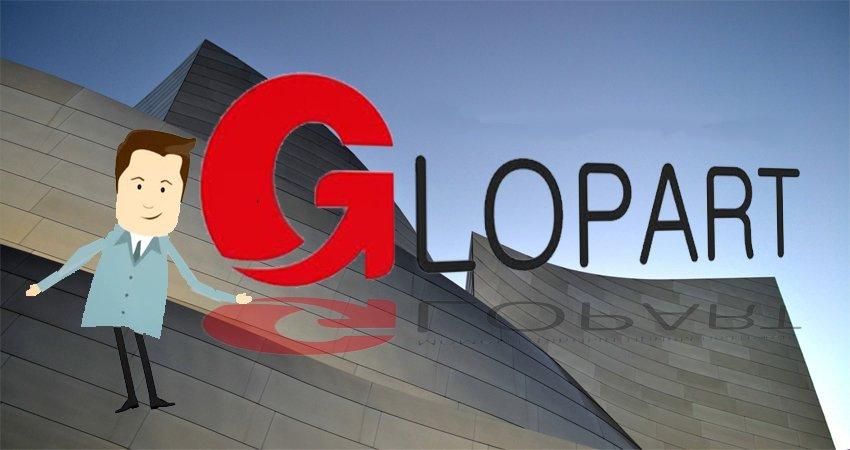 емаил адреса пользователей Glopart