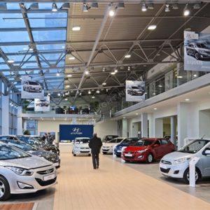 салонов по автоуслугам в Луганске и области