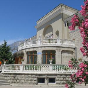 Email adresa pansionatov, domov otdyha, gostinic, kottedzhej Kryma
