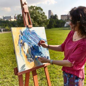 емаил адреса любителей живописи